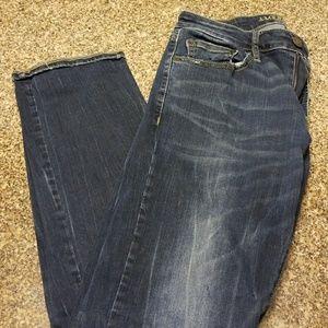 American Eagle slim straight extreme flex jeans